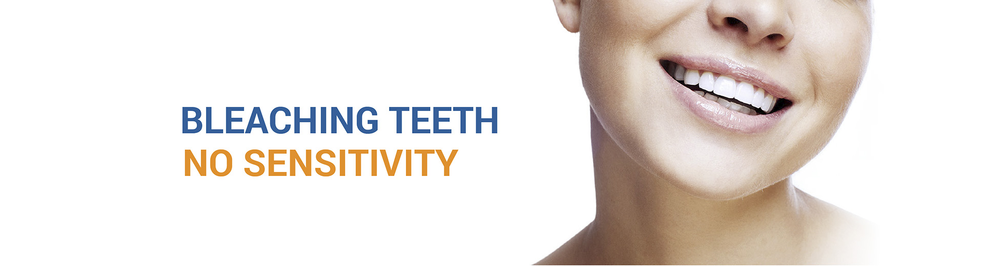 Teeth whitening for smile