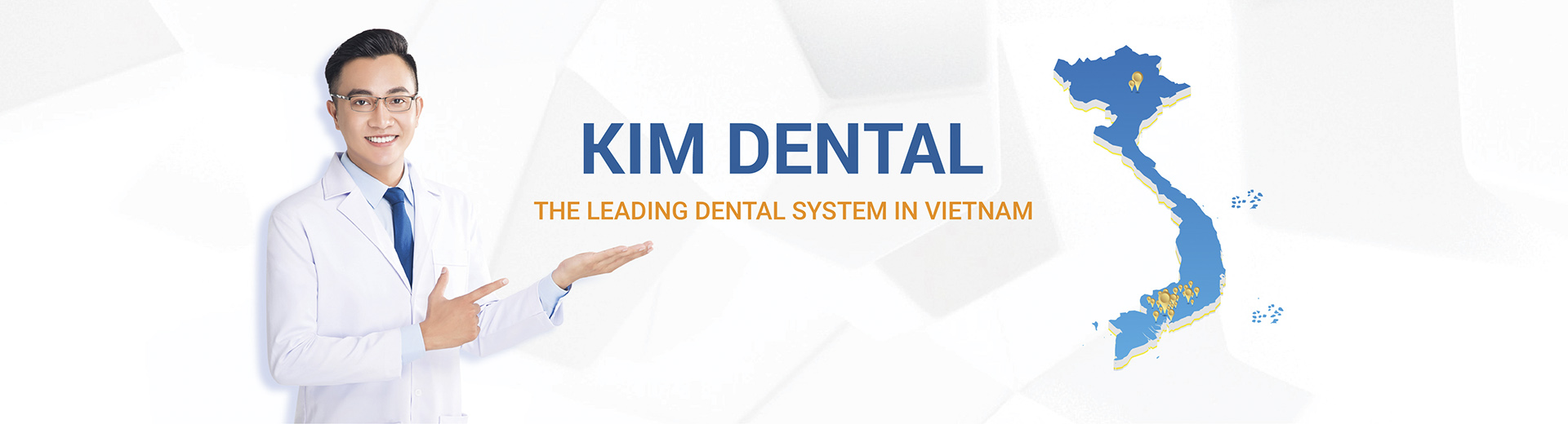 Kim Dental – The leading dental system in Vietnam