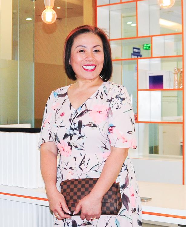 Ms.Thu Ha - Overseas Vietnamese