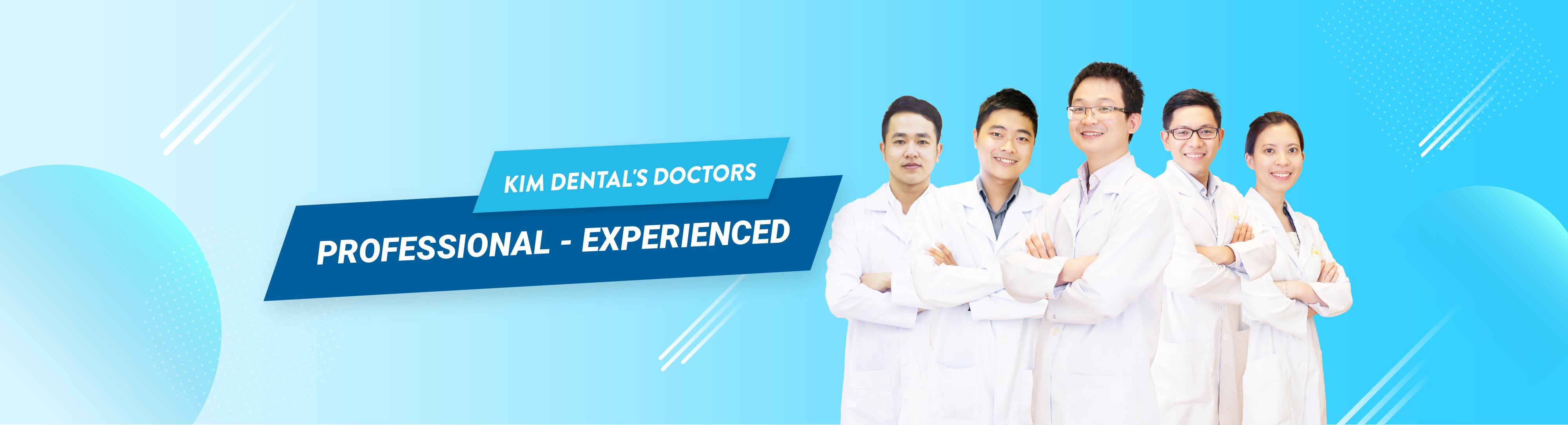 Bác sĩ Nha khoa Kim